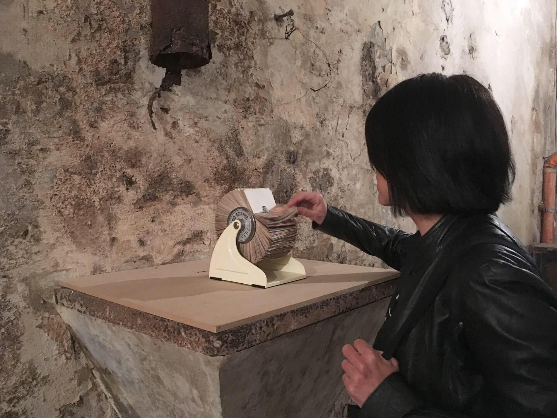 Presentazione Carte_Fondazione Pastificio Cerere_Francesco Ciavaglioli_1