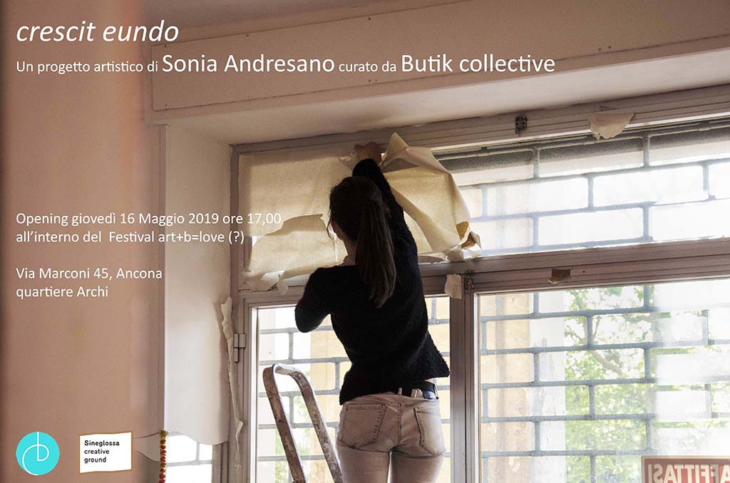 Crescit Eundo_Sonia Andresano_Ancona_1
